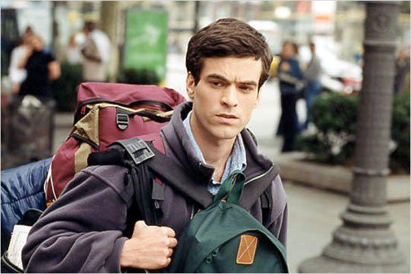 """Dans """"L'Auberge espagnole"""",Xavier (Romain Duris) part à Barcelone pour terminer ses études d'économie et apprendre l'espagnol. (BAC FILMS)"""