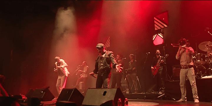 Babylon Circus a fait sensation au Zeltival.  (France 3 / Culturebox)
