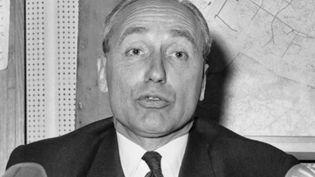 Maurice Papon était préfet de police à l'époque du massacre du 17 octobre 1961. Son nom est pour toujours associé à cette fracture, mais également à la collaboration et au régime de Vichy. (Capture d'écran France 2)