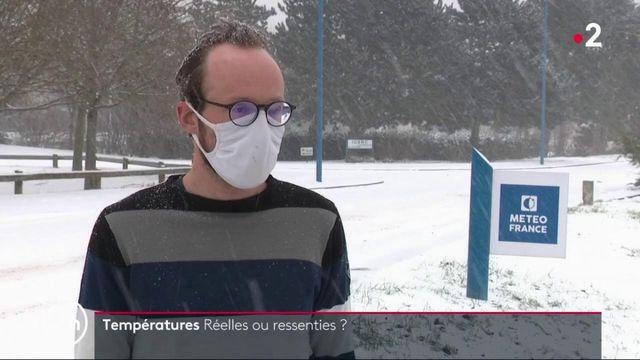 Météo : pourquoi parler de températures réelles et ressenties ?