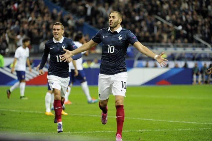 11 octobre 2014 - La France s'était imposée deux buts à un contre le Portugal.