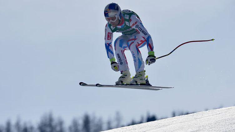 Le skieur tricolore Alexis Pinturault