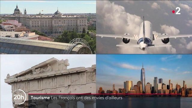 Tourisme : les Français repartent en vacances dans des destinations lointaines