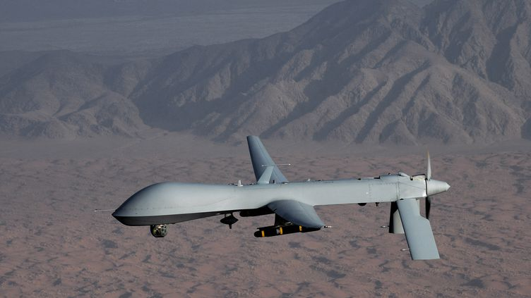 Un droneMQ-1 Predator de l'US Air Force. (REUTERS)