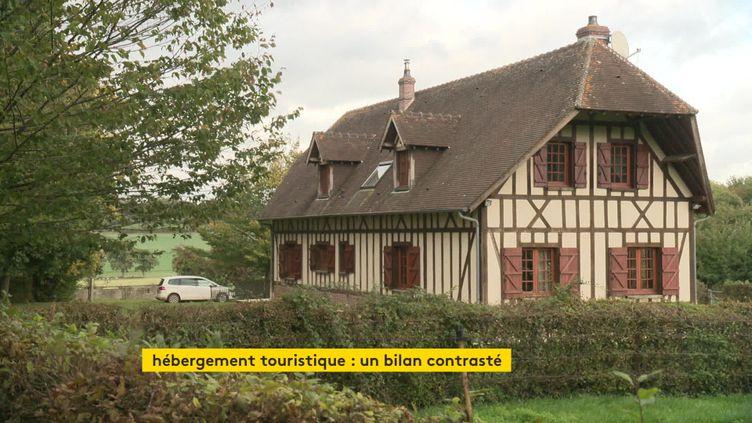 hébergement touristique : un bilan contrasté dans l'Oise (France 3 Picardie)