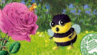 Grande fête des Drôles de Petites Bêtes au Jardin des Plantes pour célébrer la Nature les 12 et 13 mai  (Antoon Krings / Gallimard Jeunesse / Giboulées)