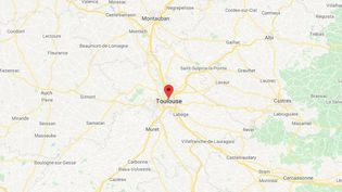 Les faits se sont déroulés dans le quartier du Mirail à Toulouse. (GOOGLE MAPS / FRANCEINFO)