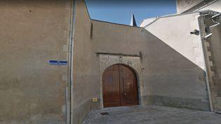 L'établissement scolaire catholique, l'Union Chrétienne de Poitiers (Vienne). (GOOGLE MAPS)