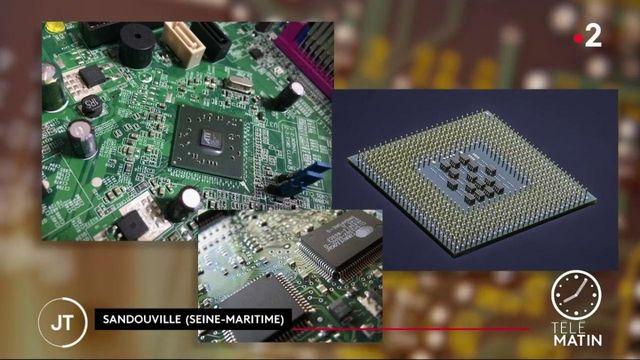 Automobile : à la crise sanitaire s'ajoute la pénurie de composants électroniques