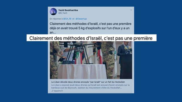 6media V3 - VERSION WEB - DRÔNE ISRAELIEN SUR BEUROUTH FAKE NEWS