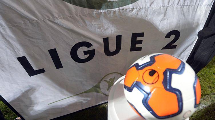 (Plusieurs matchs de Ligue 2 auraient été truqués la saison dernière estiment les enquêteurs. © Maxppp)