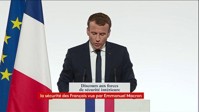 """Droit d'asile : """"Nous accueillons mal, avons des procédures trop longues, intégrons approximativement et ne reconduisons plus"""", dit Macron"""