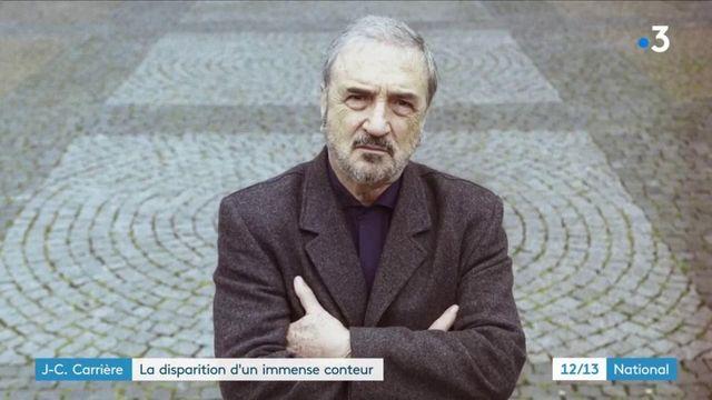 Jean-Claude Carrière : mort d'un auteur passionné et scénariste prolifique