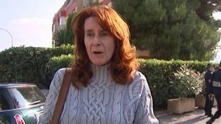 Une vieille dame et sa fille ont été expulsées de leur logement. (CAPTURE D'ÉCRAN FRANCE 3)