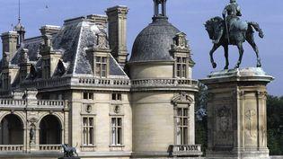 Le chateau de Chantilly. Très touché par la crise, le domaine a lancé une campagne de don en ligne. (AGLILEO COLLECTION / AGLILEO)