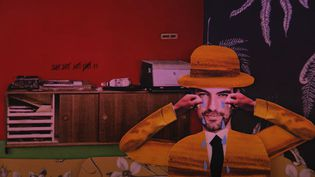 "Capture d'écran du clip ""Cadê Você"" de João Selva (CAPTURE YOUTUBE)"