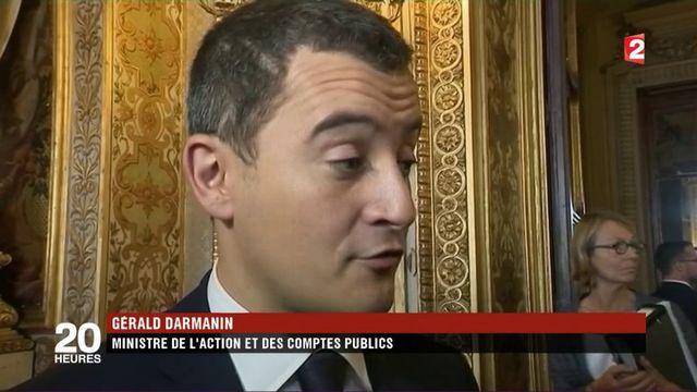 Budget : Gérald Darmanin annonce un plan d'économies de 4,5 milliards
