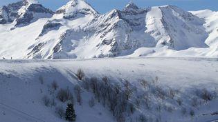 La station de ski Superbagnères à Luchon, en Haute-Garonne. (J-M EMPORTES / AFP)