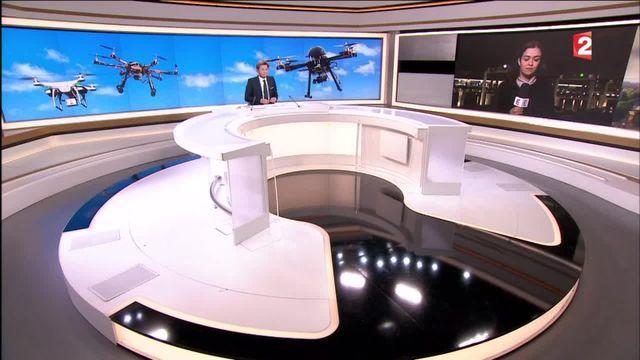 """Drone à Roissy : """"Difficile de retrouver le propriétaire"""""""