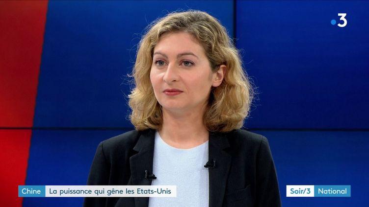 Alice Ekman (France 3)