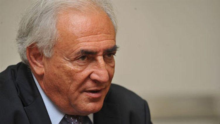 Dominique Strauss-Kahn, le 3 novembre 2010 (AFP - Fayez Nureldine)