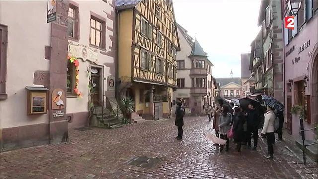 Tourisme : le Japon est tombé amoureux du village de Riquewihr