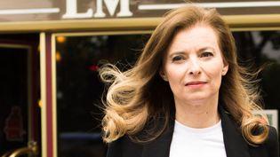 Valérie Trierweiler (en juillet 2014 à Paris)  (Vincent Emery / Citizenside / AFP)