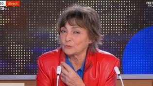 Yvonne Salamon. (FRANCEINFO)