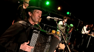 "Eric Proud, l'accordéoniste de ""Transbal Express""  (France 3 Culturebox)"