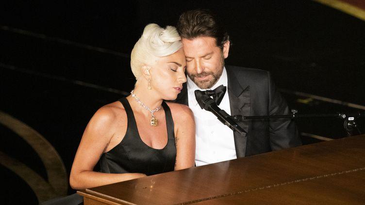 Lady Gaga et Bradley Cooper aux Oscars 2019, en février 2019  (GettyImages)