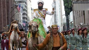 "Sacha Baron Cohen est ""The Dictator"" de Larry Charles  (Paramount Pictures France)"