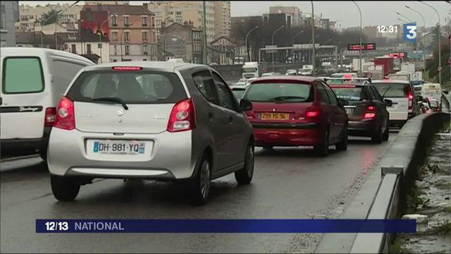 Grève de la SNCF : beaucoup de monde sur les routes