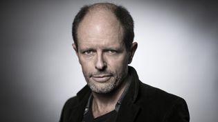 Bernard Minier, auteur de thrillers  (JOEL SAGET / AFP)