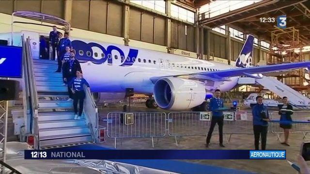 Air France lance Joon, sa nouvelle filiale