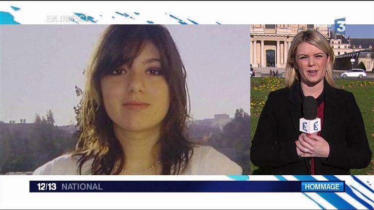Attentat du Caire :une cérémonie en hommage à Cécile Vannier, six ans après sa mort (FRANCE 3)