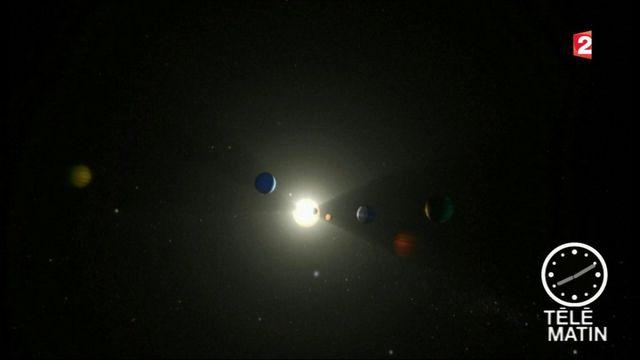 Un système stellaire similaire au notre découvert
