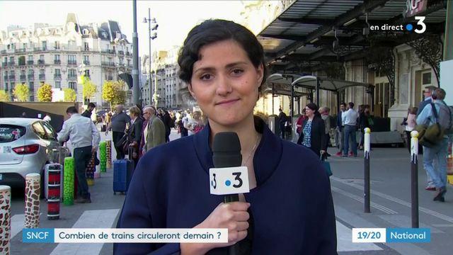 Grève à la SNCF : une légère amélioration du trafic à prévoir