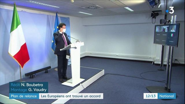 Plan de relance : les dirigeants européens ont trouvé un accord historique