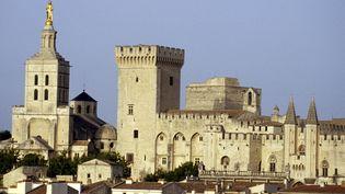 A Avignon (Vaucluse), le Front national a devancé le PS et l'UMP lors du premier tour des élections municipales, le 23 mars 2014. (ANTONELLO LANZELLOTTO / TIPS / AFP)