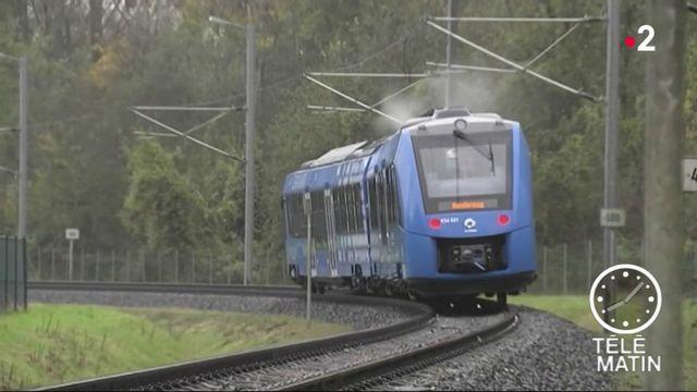Allemagne : Alstom lance son premier train à hydrogène