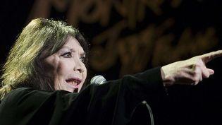 Juliette Gréco démarre vendredi son ultime tournée  (Jean-christophe Bott/AP/SIPA)