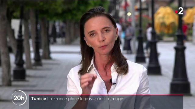 Covid-19 : la France place la Tunisie sur sa liste rouge, ce que ça change