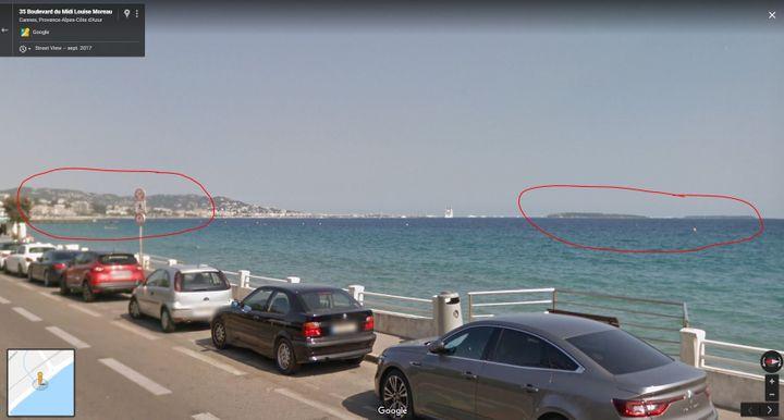 Capture d'écran de Google Street View. (GOOGLE STREET VIEW)