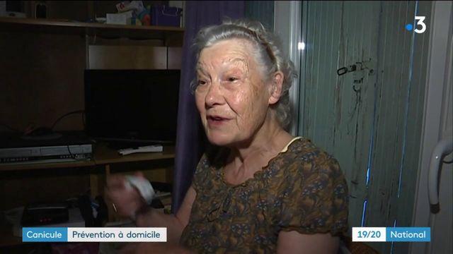 Canicule : prévention à domicile pour les personnes âgées