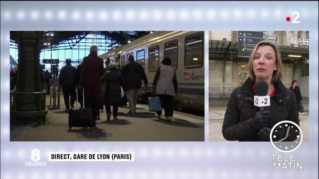 SNCF : retour à la normale