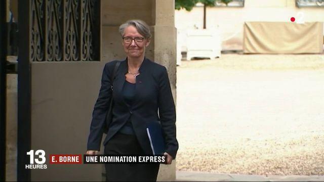 Gouvernement : la nomination express d'Élisabeth Borne à l'Écologie