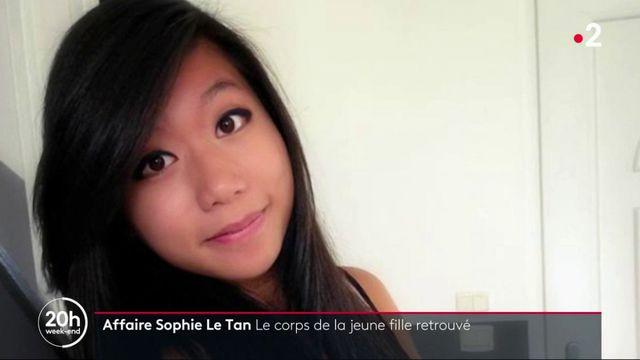 Sophie Le Tan : son corps est bien identifié