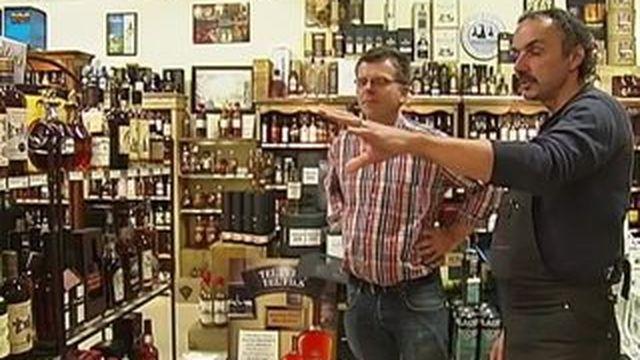 Les Français, grands amateurs de whisky