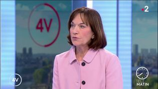 Laurence Rossignol (PS) (France 2)