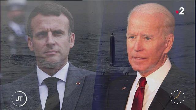 Sous-marins australiens: la France attend toujours des explications